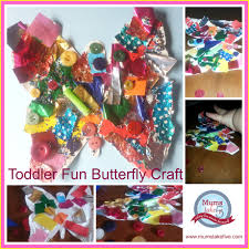 top five easy butterfly crafts for kids