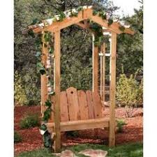 Swing Arbor Plans Plansnow Com Has Inexpensive Instant Download Diy Plans For