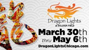 lights festival chicago time tickets for dragon lights festival ticketweb soldier field south