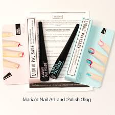 marias nail art and polish blog liquid palisade by kiesque review