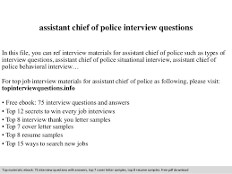 Police Chief Resume Examples by Chief Of Police Resume Samples Police Resume Sample Police Sample