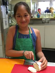 kids and knives u2013 cooking round the world