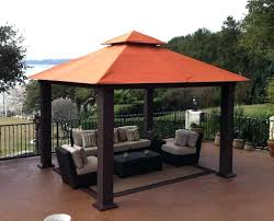 Sail Cloth Awnings Patio Ideas Canvas Patio Gazebo Canopy Dome Style Awnings Fabric