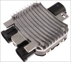 2009 ford flex fan nuevo motor de relé del ventilador de refrigeración ford oem flex
