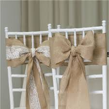 chair sashes for wedding wedding chair sashes ebay