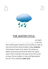 all grade worksheets water cycle diagram worksheet all grade