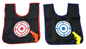Backyard Kids Toys by Kids Toy Water Guns U2013 With Color Changing Target Vest U2013 2