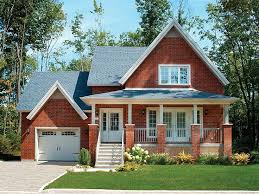 Country Home Plans With Pictures Small House Plans With Garage Small House Plans With Garage