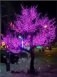 led tree outdoor blossom tree led lights home design hay us