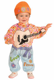 Hippie Costumes Halloween Peace Hippie Baby Costume Costumes