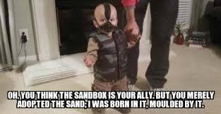 Bane Meme Generator - baby bane weknowmemes generator