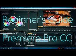 Tutorial Adobe Premiere Pro Cc 2014 | beginner video editing tutorial adobe premiere pro cc 2014