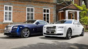 sweptail rolls royce rolls royce bespoke ghost and wraith pay tribute to south korea