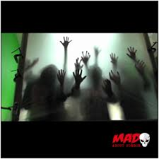 halloween digital decorations projector kit mad about horror