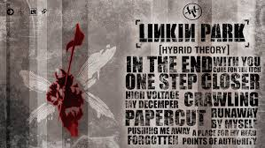 Hit The Floor Linkin Park Tab - hybrid theory wallpaper by marshood sublimely graphic