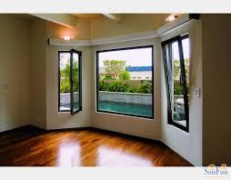 55series casement window aluminium tilt and turn window