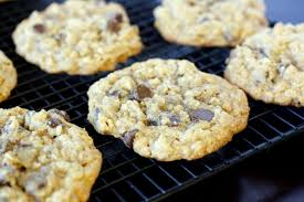 giant chewy oatmeal chocolate chip cookies what megan u0027s making