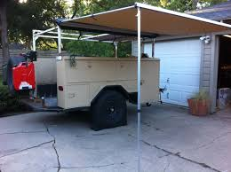 jeep utility trailer tool bed trailer google search bugging out prepping and