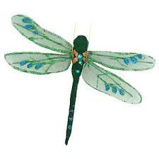 green dragonfly ornament sets of shatterproof ornaments shat