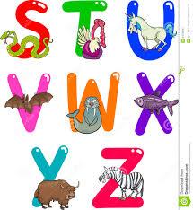 alphabet animals google search templates silhouettes