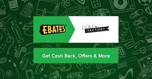 j crew factory black friday sale j crew factory coupons promo codes u0026 1 5 cash back ebates