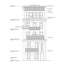 fire escape floor plan floor plans 666 massachusetts ave boston south end luxury