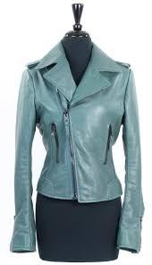 green motorcycle jacket authentic balenciaga green motorcycle jacket coat size 44 10 12