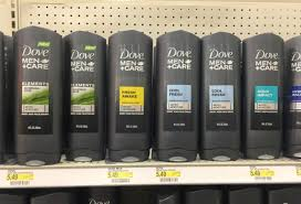 target cosmetics black friday today only dove men care body wash just 0 62 at target the