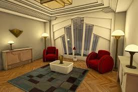 art deco home interiors art ideas clean living room classy deco home lentine marine 9252