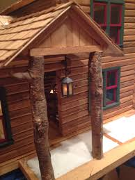 tulsa tiny stuff cozy cabin porch light