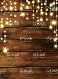 string lights with clips wooden background with string lights stock vector art more images