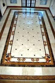 medallion floor designs