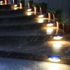 china solar power outdoor lighting waterproof 8 led pir motion