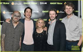 film ghost team justin long amy sedaris premiere ghost team in nyc photo