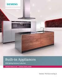 catalog 2016 siemens home appliances pdf catalogues catalog 2016 1 79 pages