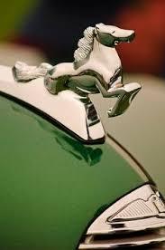 1912 rolls royce silver ghost cann roadster skull ornament
