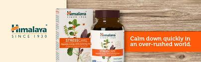 amazon com himalaya stresscare with ashwagandha u0026 gotukola for