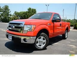 2013 vermillion red ford f150 xl regular cab 82215856 gtcarlot