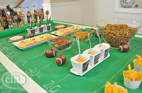football party ideas kid friendly football party ideas