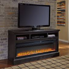 sharlowe fireplace tv stand u2013 adams furniture