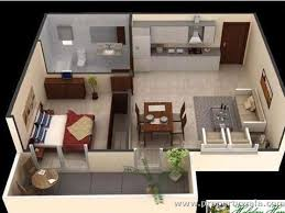 One Bedroom Apartment Stunning One Bedroom Design Home Design Ideas - One bedroom designs