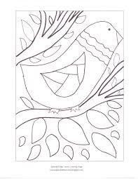 splendid blue wren splendid blue wren coloring page