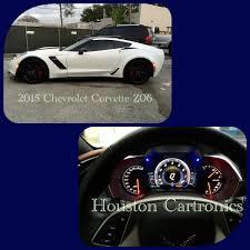 corvette of houston 2015 chevrolet corvette z 06 houston cartronics installed a k 40