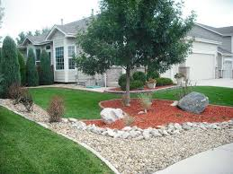 xeriscape front yard landscaping pictures team galatea homes