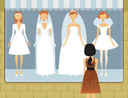 wedding dress shopping 11 things to keep in mind when searching for your wedding dress