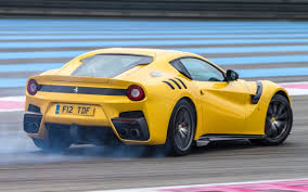 ferrari yellow interior decided not to watch top gear you u0027re missing out