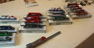 2009 portland n scale convention page 9 trainboard the