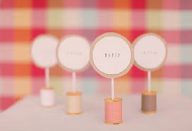 do it yourself place cards