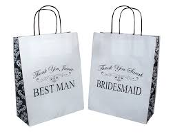 bridesmaid bags bridesmaid best usher of personalised wedding