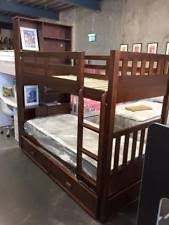 Bunk Bed Kings King Single Size Bunk Beds Ebay